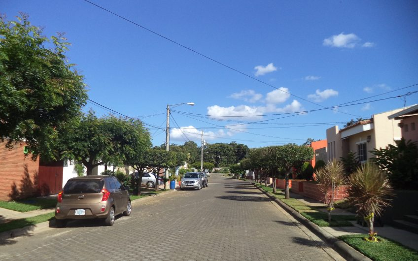 Residencial Villa Franca Carretera Masaya
