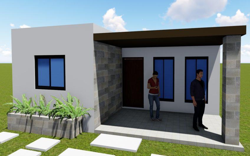 Compra tu terreno y construye tu Casa