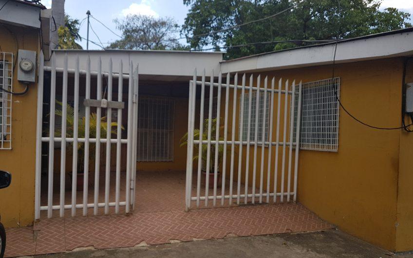 Venta de propiedad en Managua