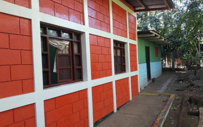 Se vende Finca en Jinotepe