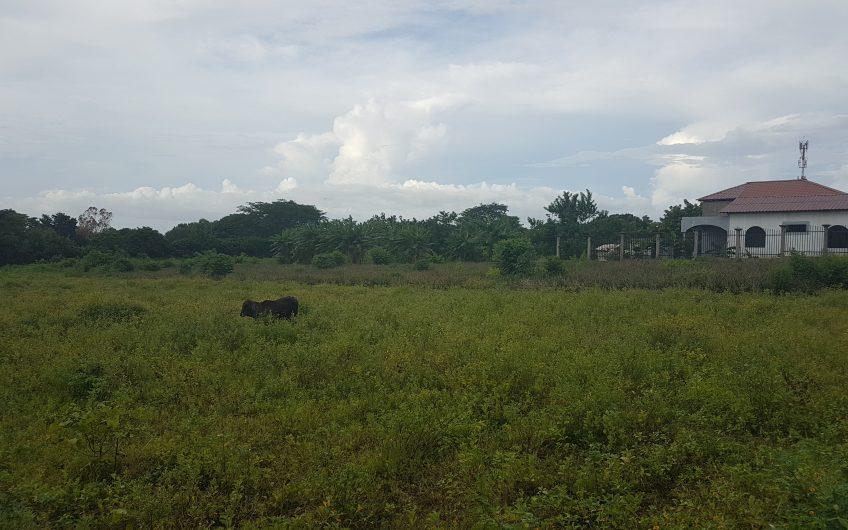 venta de terreno en Ticuantepe