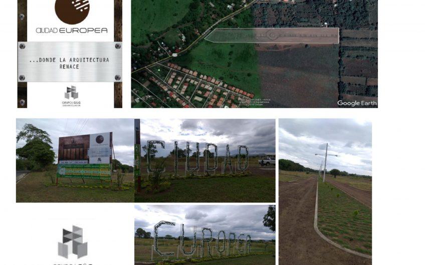 Venta de lotes en Residencial Ciudad Europea Veracruz
