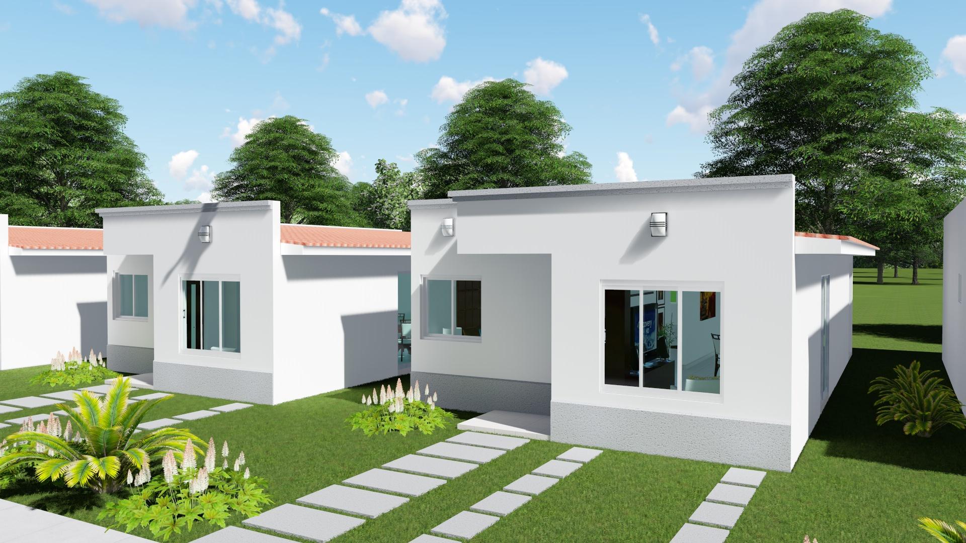 Casa nuevas en Km 12.5 carretera Masaya