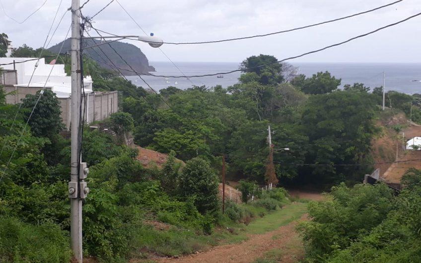 lote en Venta en San Juan del Sur Miramar
