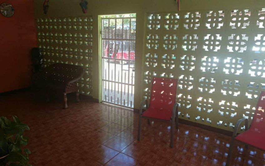 Venta de Casa Céntrica en Masaya