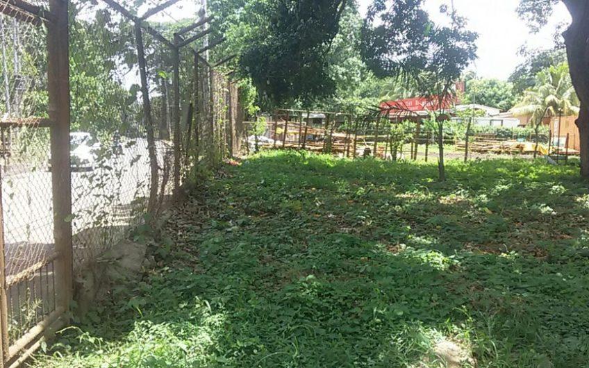 Venta de 1000 vr2 en esquipulas carretera Masaya