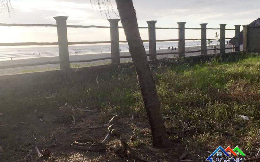 Hermoso terreno en playa Pochomil