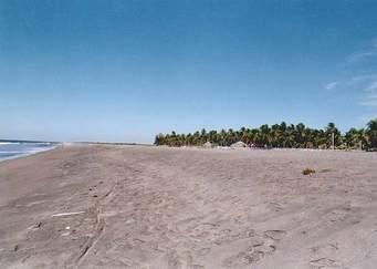 Lotes en venta playa Las Peñitas