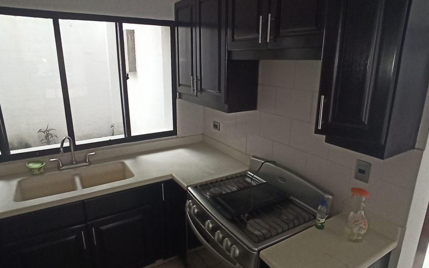 Renta de Apartamento amueblado en las colinas Managua