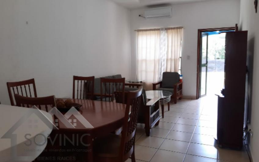Apartamento Amueblado en  Reparto San Juan Managua