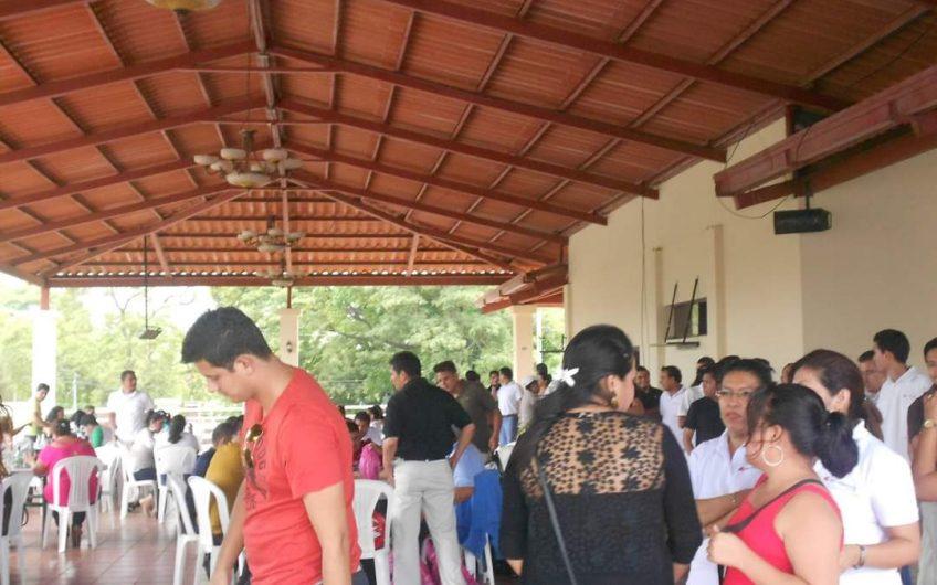Venta de centro recreativo restaurante Y Resorts en ticuantepe