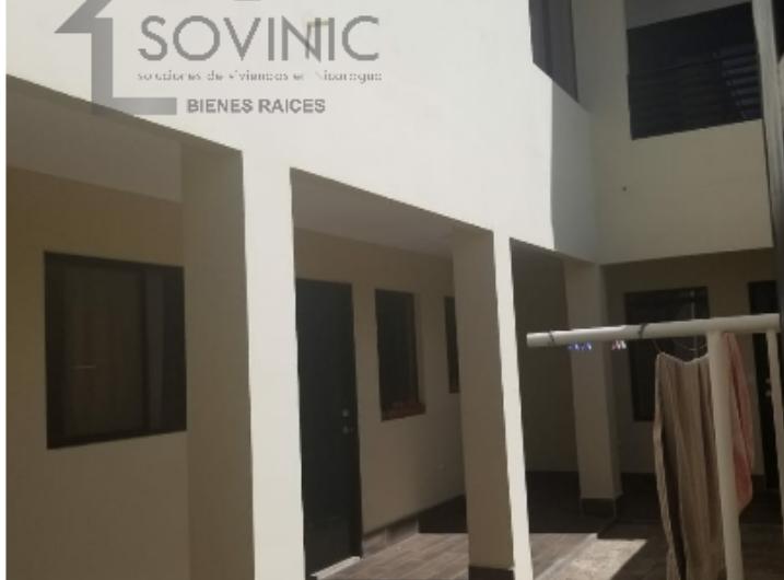 Cómodos apartamentos en residencial seguro