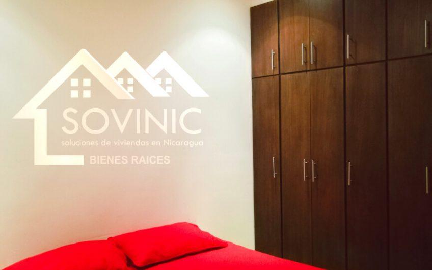 Apartamento en Renta Amueblado Las Cumbres