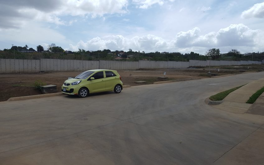 casa en venta en las colinas Managua Condominio Tramonto