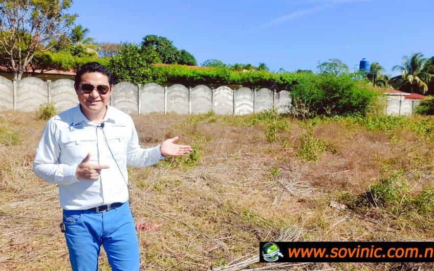 Terreno en Nicaragua media manzana