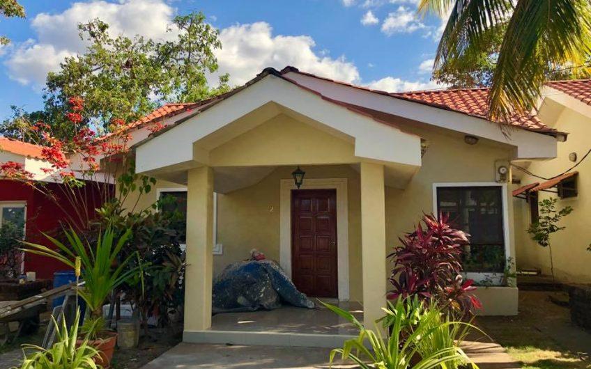 Casa en renta en Esquipulas carretera Masaya