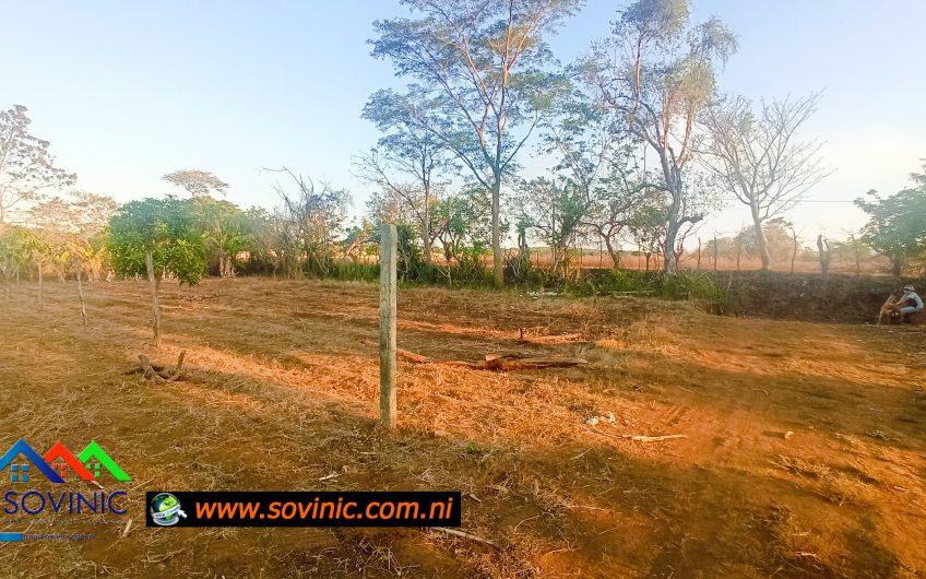 Terrenos en ticuantepe 1,200 vr2