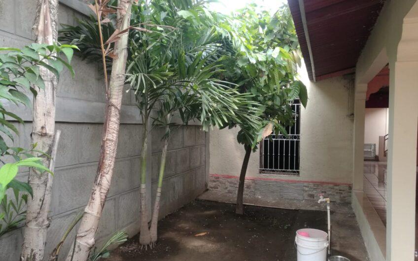 Se vende casa en La Concha, Masaya