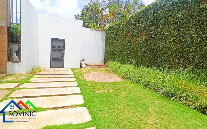 Casa en la estancia de Santo Domingo MANAGUA