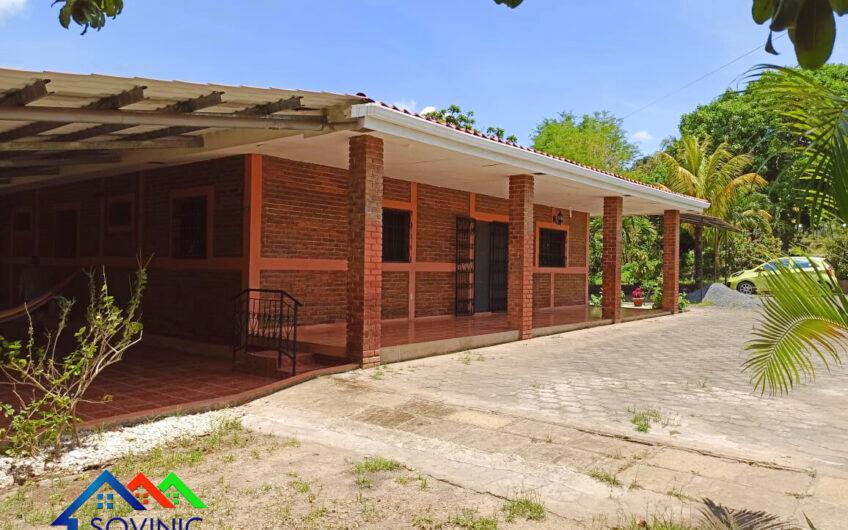 Quinta en Nicaragua Masaya