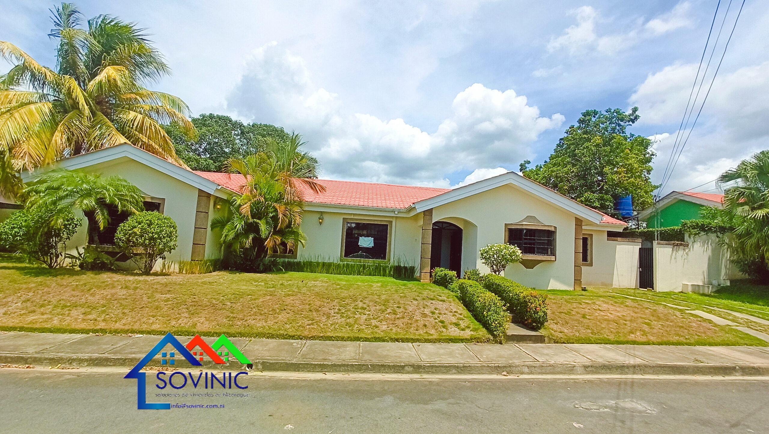Casa en Venta en km 11.5 Carretera a Masaya