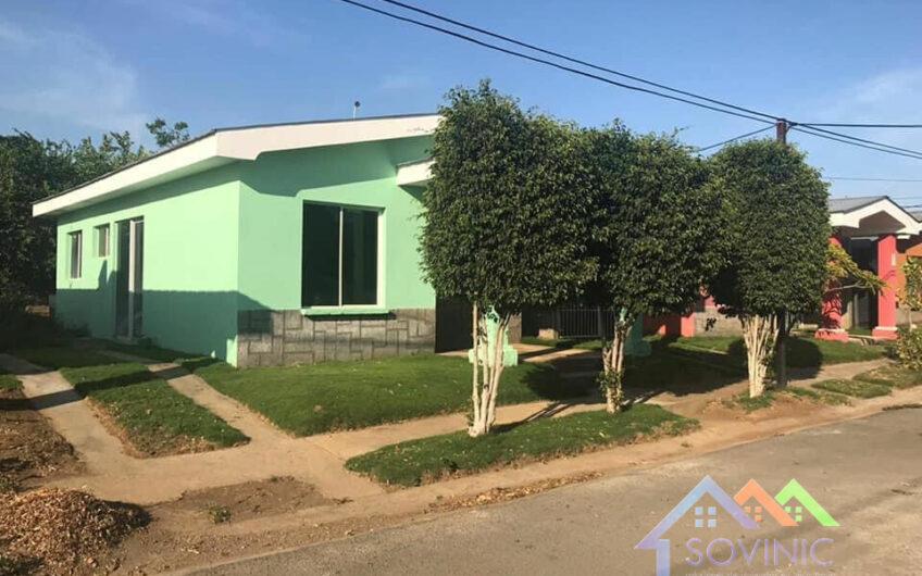 Casa en Vista de Momotombo